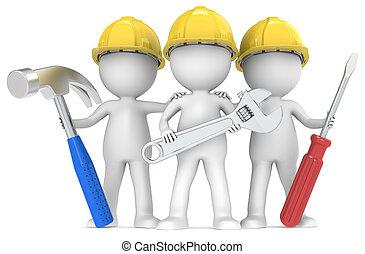 repair., service
