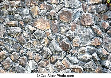 rock vägg
