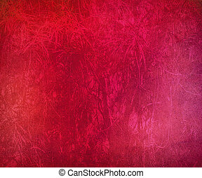 rosa, strimma, abstrakt, grunge, bakgrund