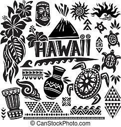 sätta, hawaii