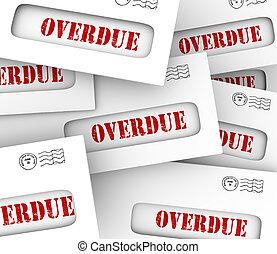 sent, straff, hög, kuvert, avgiften, lagförslaget, betalning, förfallen