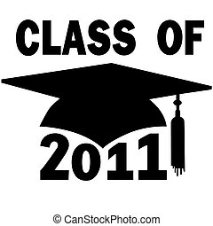 skola, mössa, gradindelning, hög, högskola, 2011, klassificera