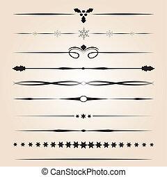 smyckad grundämnen, design