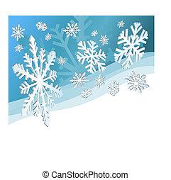 snö flinga