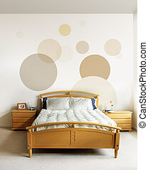 sovrum, nymodig, design