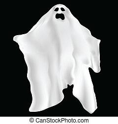 spöke, hemsökt av spöken