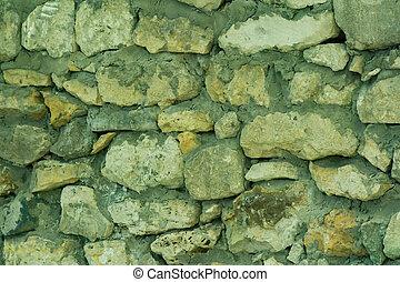 sten, bakgrund, texture., vägg