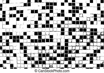 stenar, tegelstenar, abstrakt, texture., bakgrund, vektor, tegelpanna, surface., slå samman, fulländande