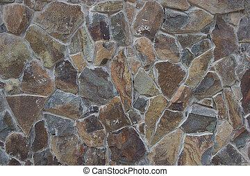 stenarbete, plan, bakgrund
