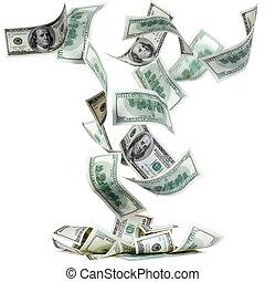 stjärnfall, dollars