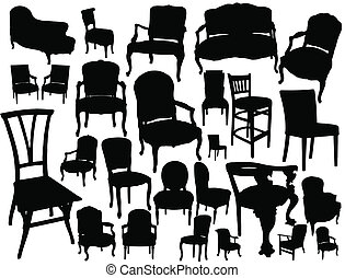 stol, kollektion