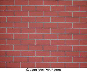 struktur, vägg, kvarter