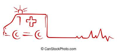 symbol, rädda