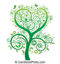 tema, natur, miljö, design
