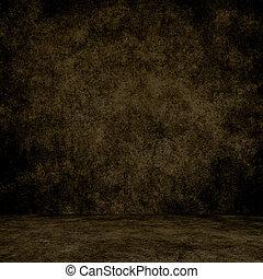 texture., vägg, grunge, inre, planlagt, golv, bakgrund