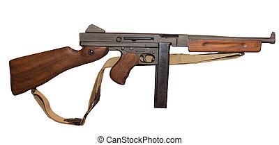 thompson, submachine gevär