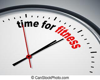 tid, fitness