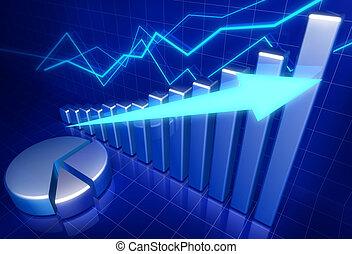 tillväxt, affärsidé, finansiell
