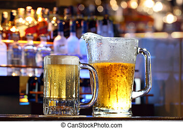 tjänat, öl, hinder