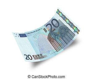 tjugo euro