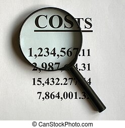 undersöka, kostar