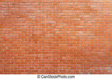 utrymme, vägg, struktur, bakgrund, tegelsten, avskrift