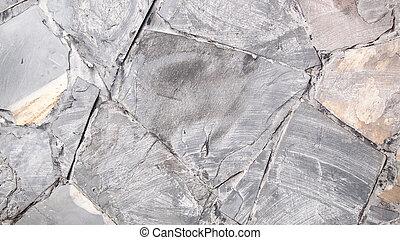 vägg, bakgrund, stena textur