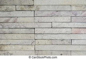 vägg, bakgrund., tegelsten, gammal