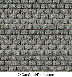vägg, granit, seamless, struktur, blocks.