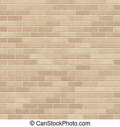 vägg, tegelsten, 3