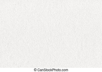 vit, papper, handgjord, bakgrund